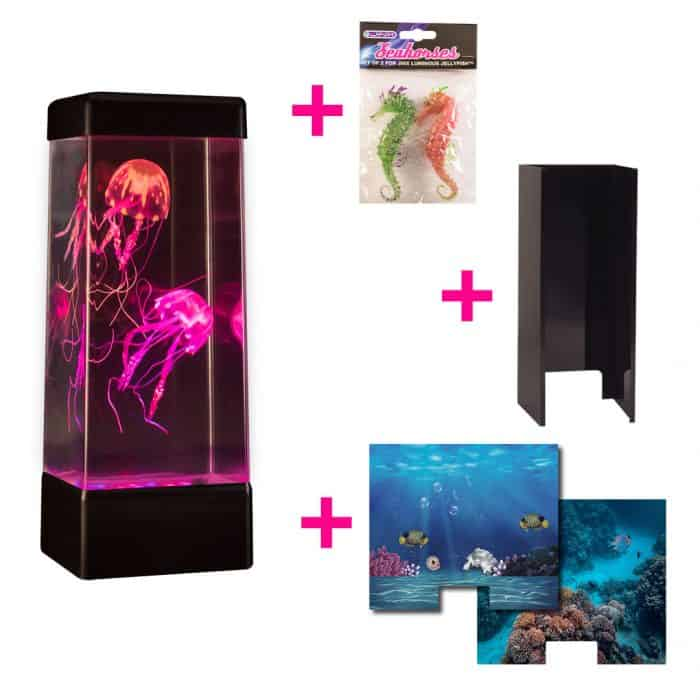 Ultimate bundle with lamp and accessories